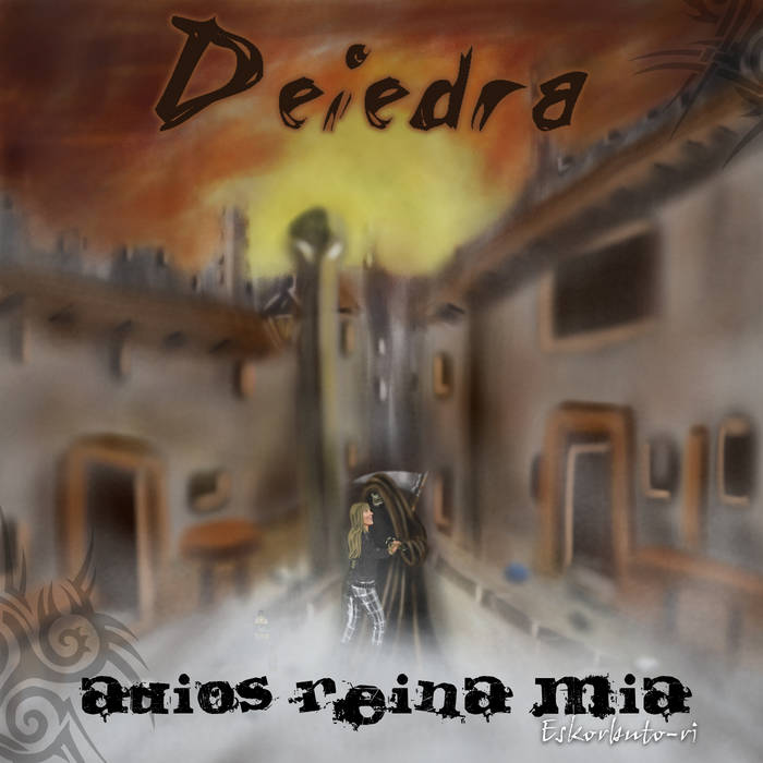 Adios Reina mia (eskorbuto-ri)singles Vol.2 cover art