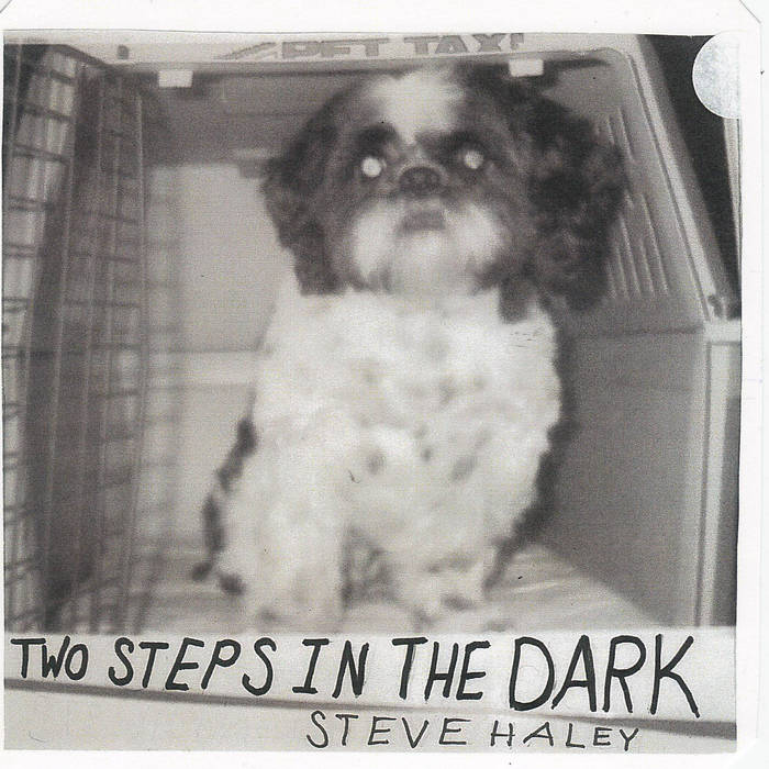 Two Steps in the Dark cover art