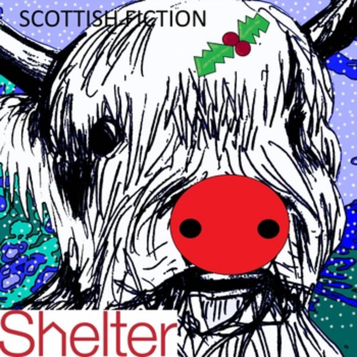 Scottish Fiction Shelter Christmas 2012 EP cover art