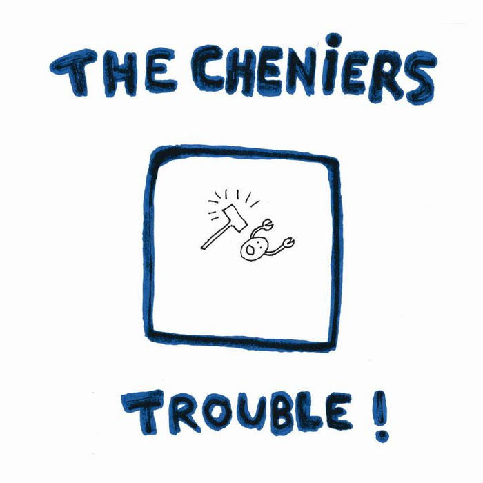 """""""Trouble"""" cover art"""