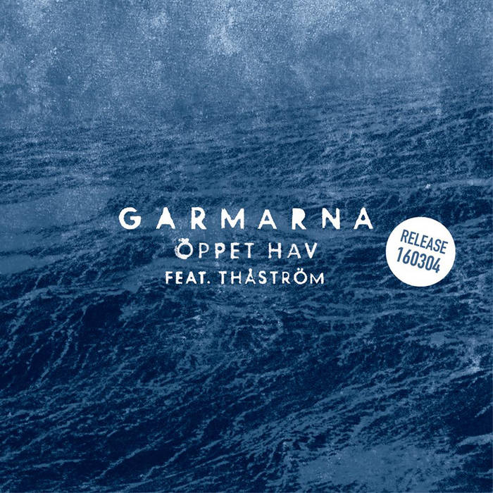 Öppet hav - Open sea (radio edit) cover art