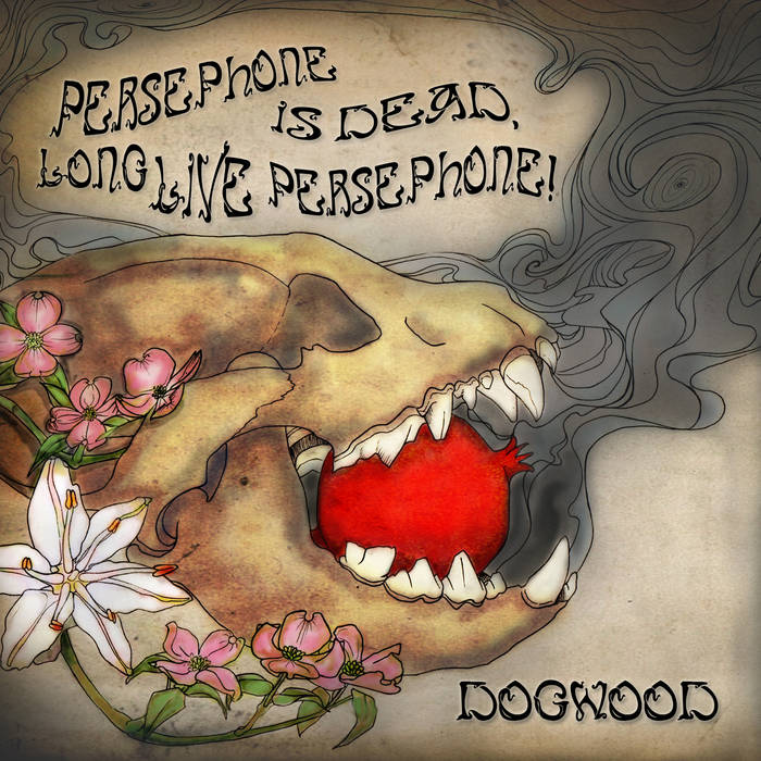 Persephone Is Dead, Long Live Persephone! cover art