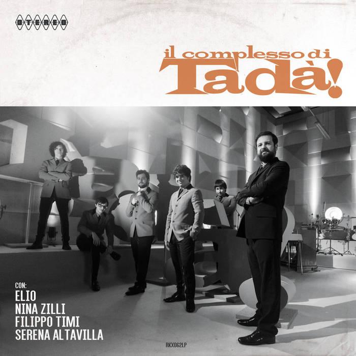 Il Complesso di Tadà cover art