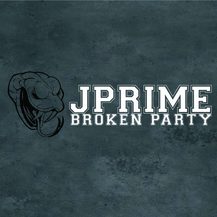 Broken Party cover art