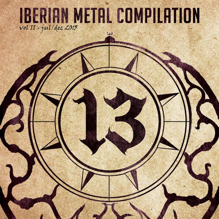 13 Iberian Metal Compilation vol.2 cover art