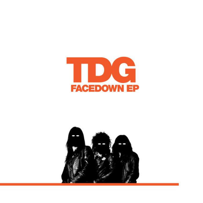 Facedown EP cover art