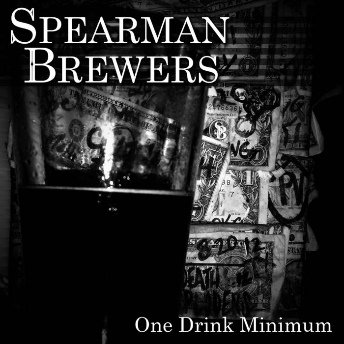 One Drink Minimum cover art