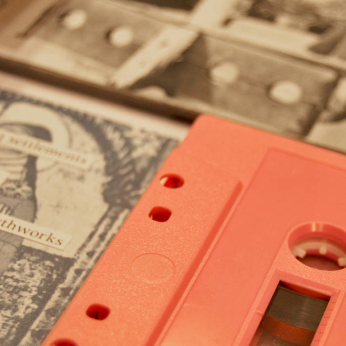 pink tape cover art
