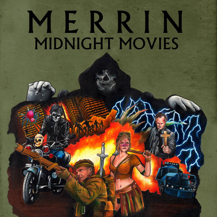 MIDNIGHT MOVIES cover art