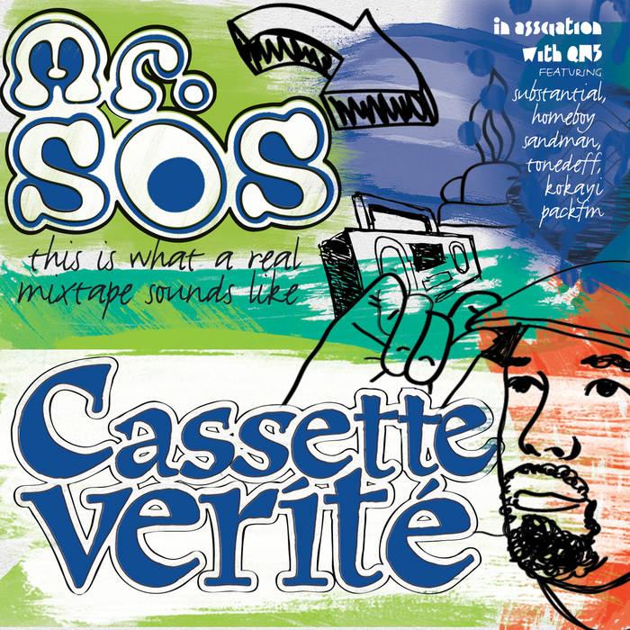 Cassette Verité cover art