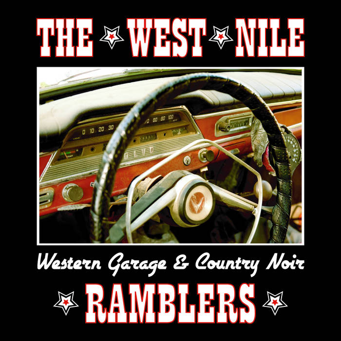 Western Garage & Country Noir cover art