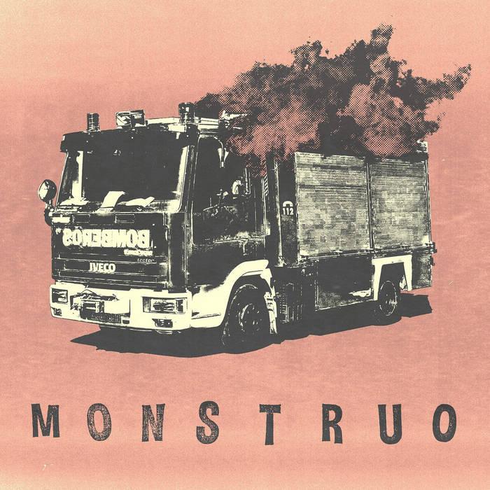 Monstruo #7 cover art