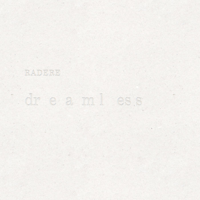 Dreamless cover art