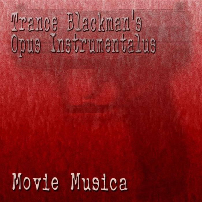 Opus Instrumentalus: Movie Musica cover art