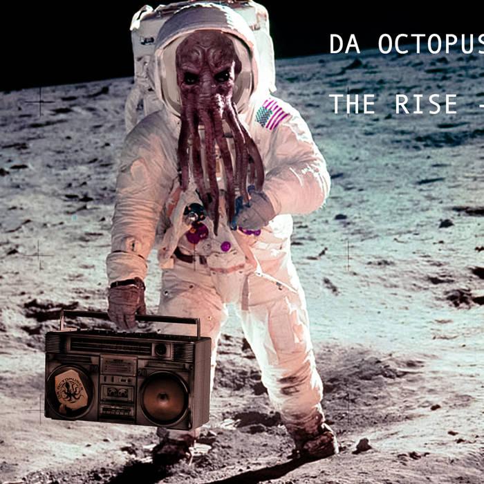 DA OCTOPUSSS  The Rise - EP - cover art