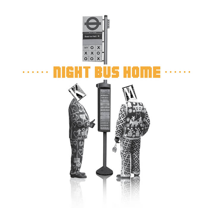Night Bus Home cover art