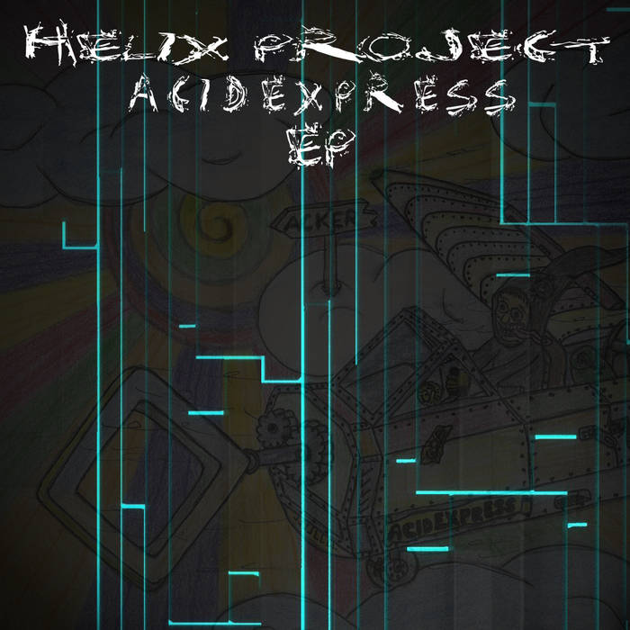 Acidexpress EP cover art