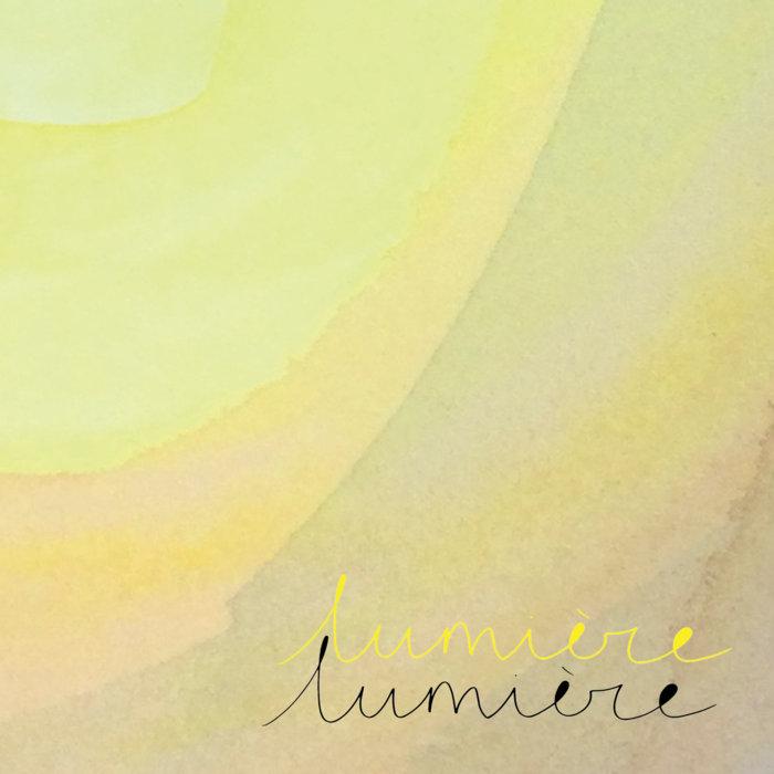 LUMIÈRE cover art