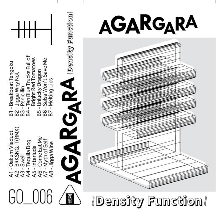 Density Function cover art