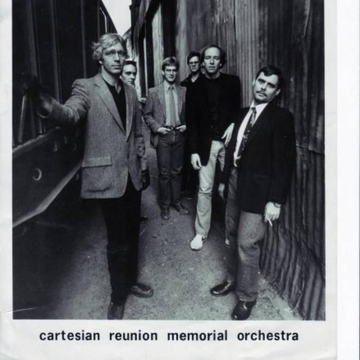 Cartesian Reunion Memorial Orchestra - The Moshier Works (Partial) cover art
