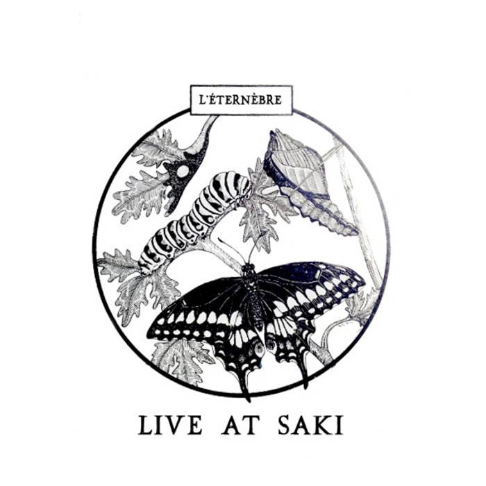 Live At Saki cover art