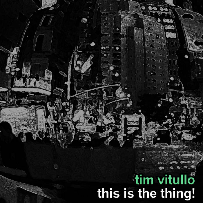 This is the Thing! - EP cover art