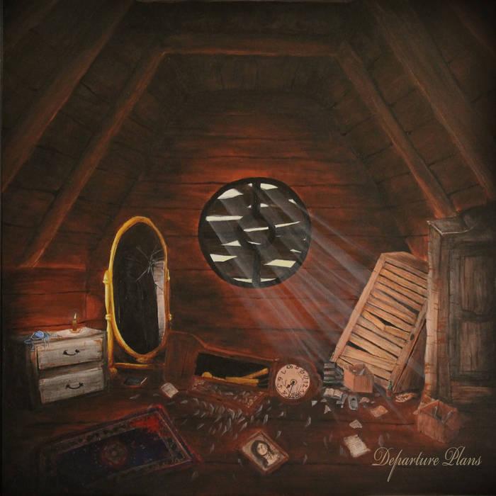DEPARTURE PLANS cover art