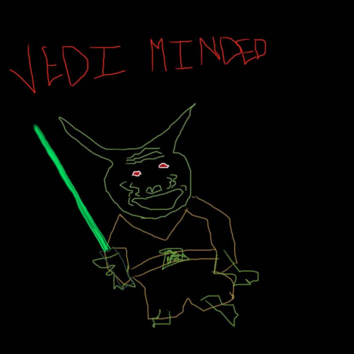 Jedi Minded cover art