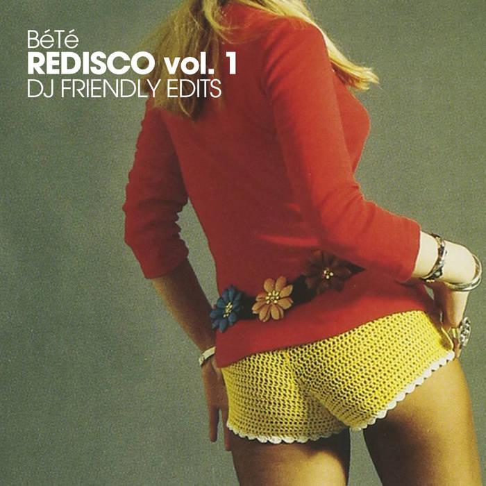 REDISCO vol. 1 cover art