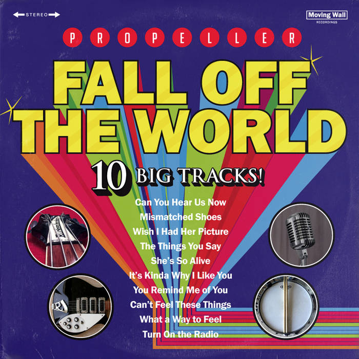 Fall Off The World cover art