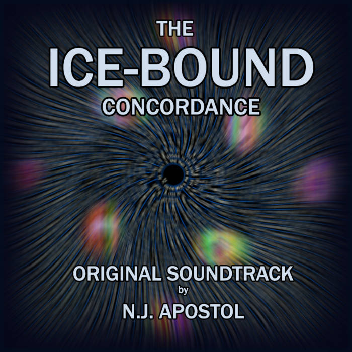 The Ice-Bound Concordance cover art