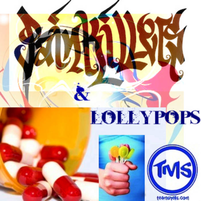 Painkillers & Lollypops cover art