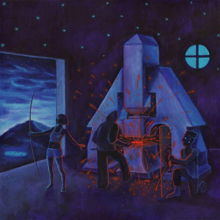 mezi lovci mezer cover art