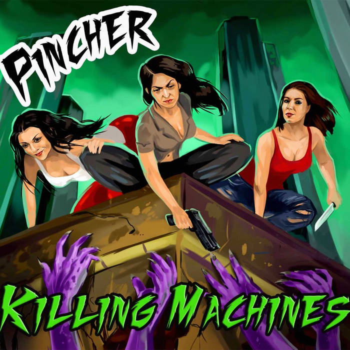 Killing machines cover art