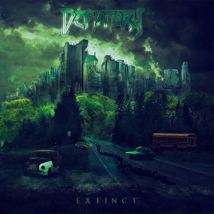 Extinct cover art
