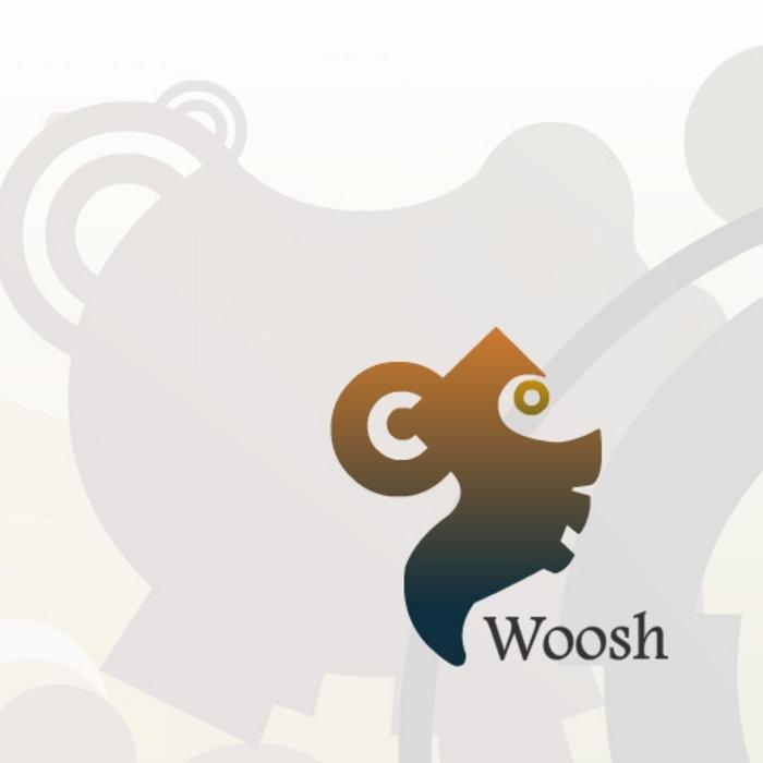 Woosh OST cover art