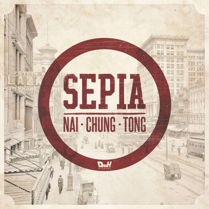 Sepia cover art