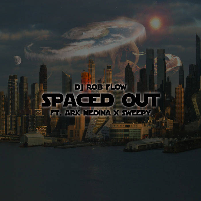 Spaced OUT ft. Ark Medina & Sweepy cover art