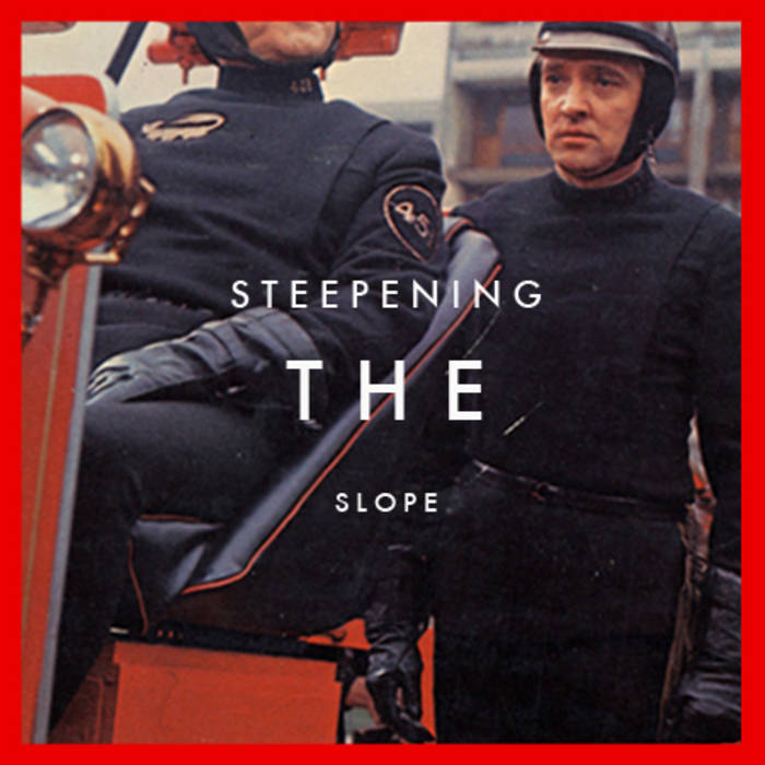 Steepening the Slope cover art