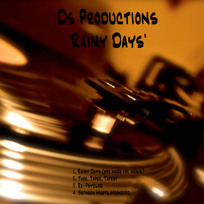 Rainy Days EP cover art