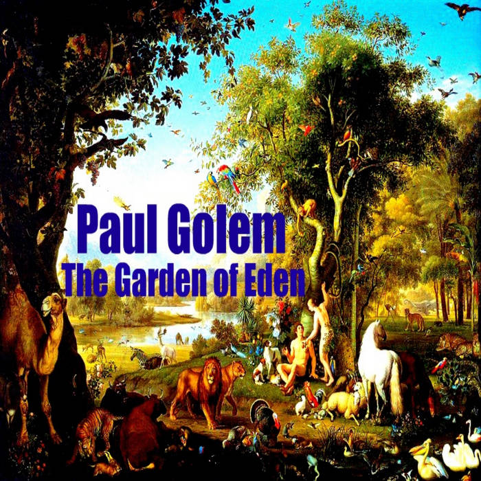 The Garden of Eden cover art