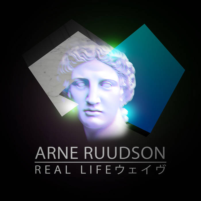 REAL LIFEウェイヴ cover art