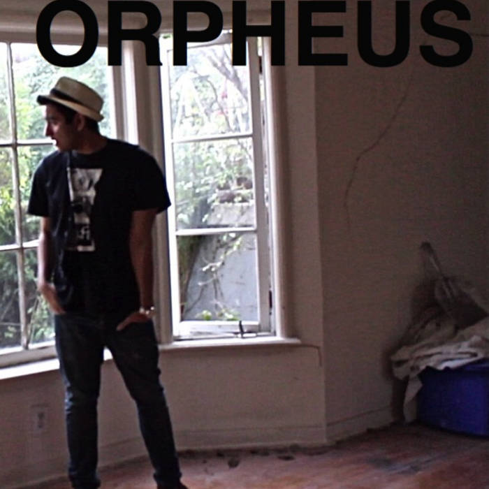 Orpheus the EP cover art