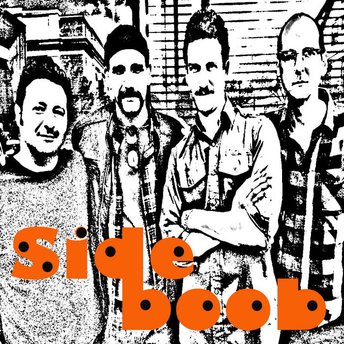 Sideboob cover art
