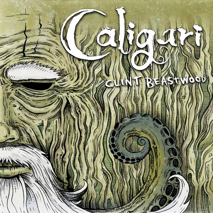 Clint Beastwood EP cover art