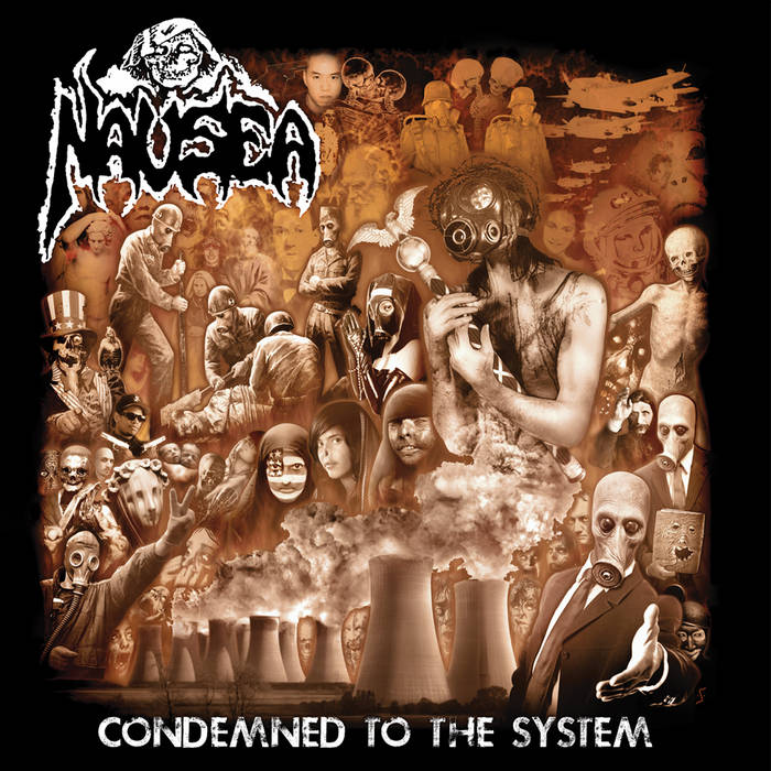 Condemned To The System cover art