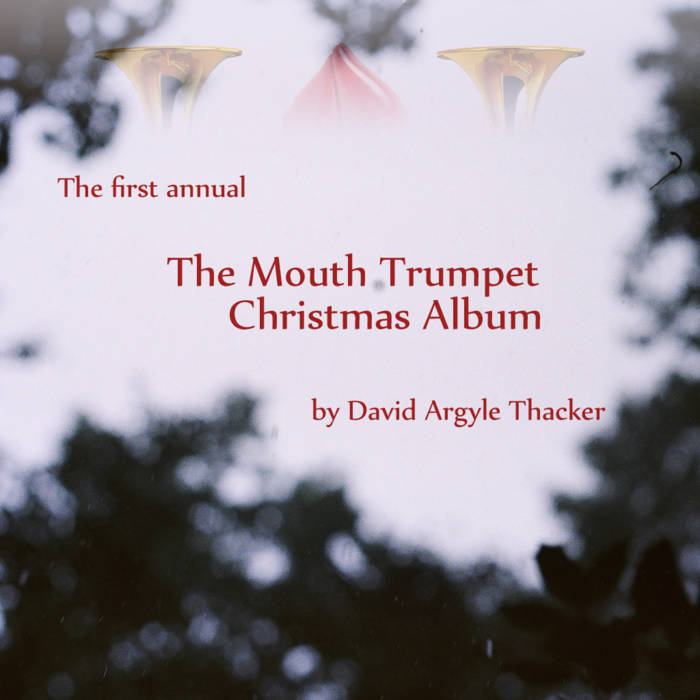 The Mouth Trumpet Christmas Album cover art