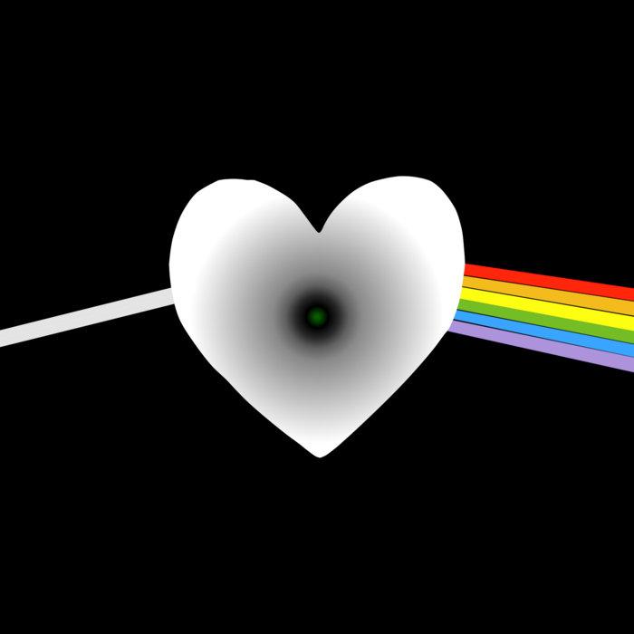 Dark Side Of The Heart cover art