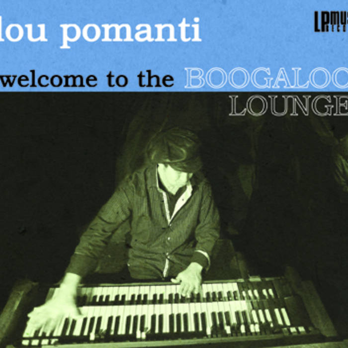 Welcome To The Boogaloo Lounge cover art