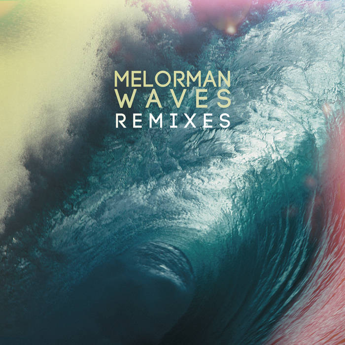 Waves Remixes cover art